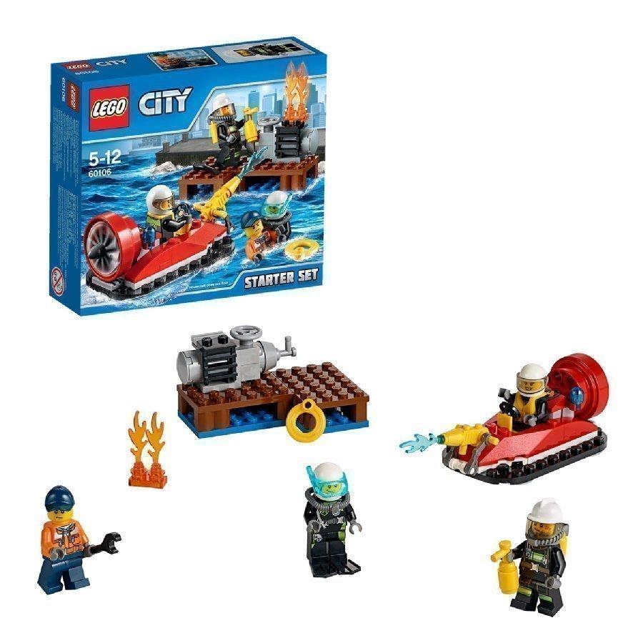 Lego City Palokunnan Aloitussetti 60106