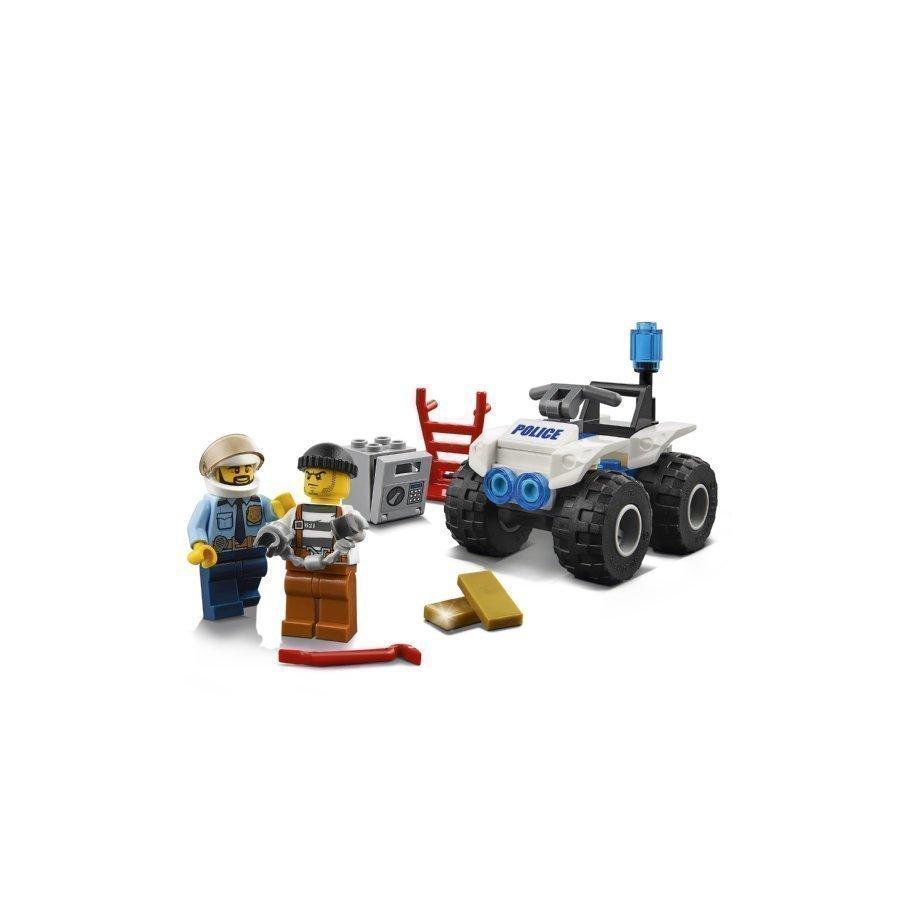 Lego City Pidätys Mönkijällä 60135