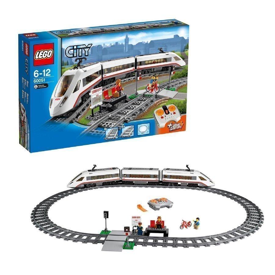 Lego City Pikajuna 60051