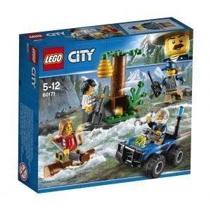 Lego City Police 60171 Vuoren Karkurit