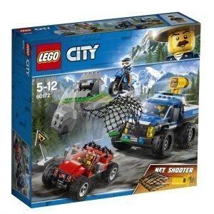 Lego City Police 60172 Soratietakaa Ajo