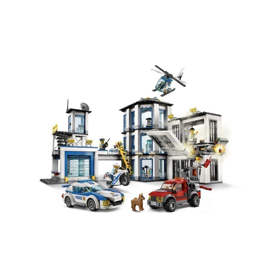Lego City Poliisiasema 60141