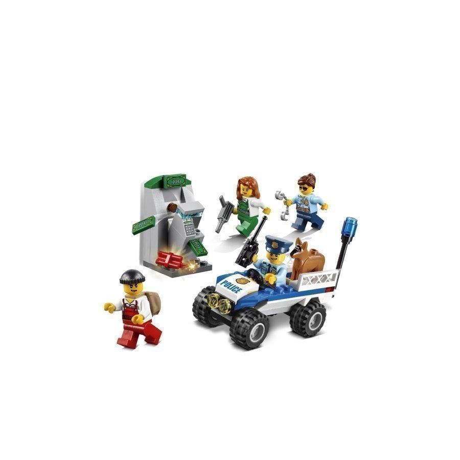 Lego City Poliisin Aloitussarja 60136