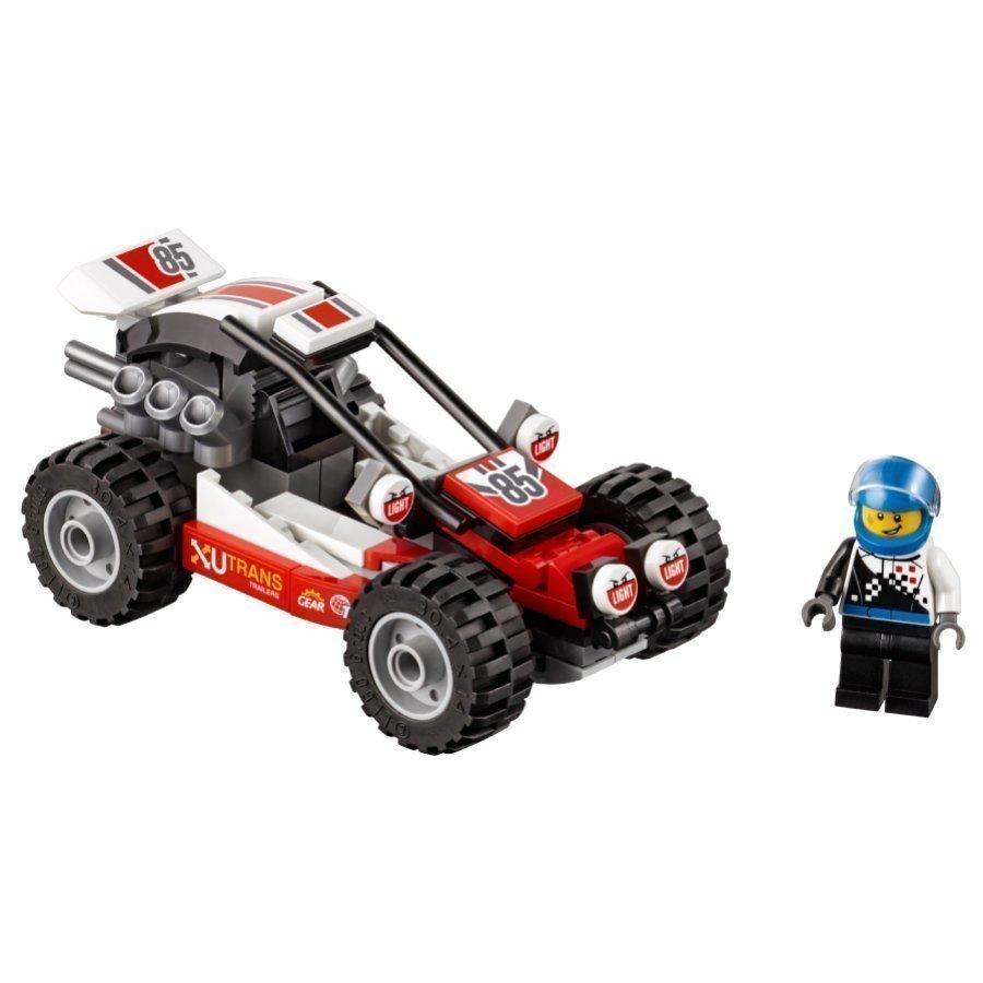 Lego City Rantakirppu 60145
