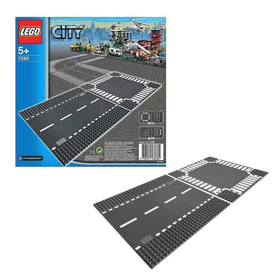 Lego City Suora Kisko Ja Risteys