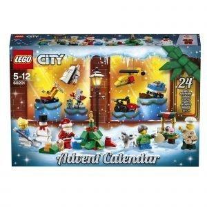 Lego City Town 60201 Lego City Joulukalenteri