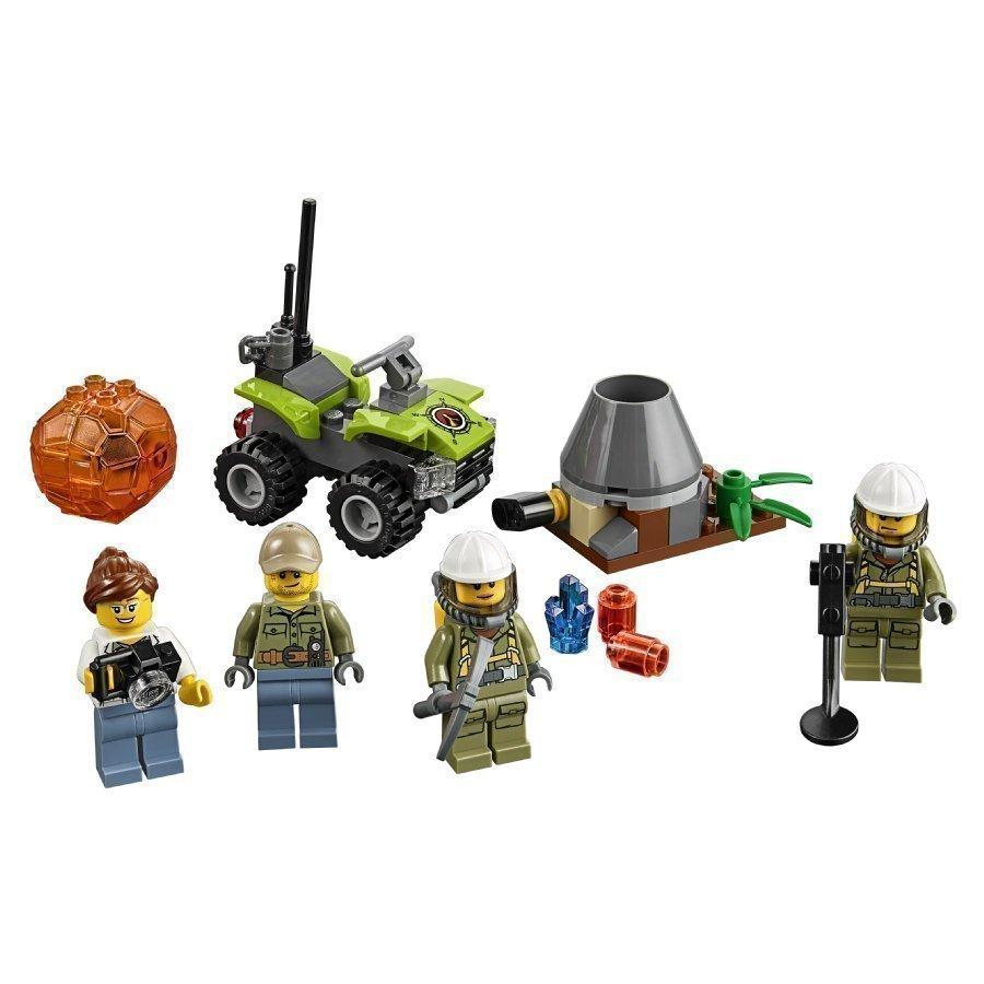 Lego City Tulivuoren Aloitussetti 60120