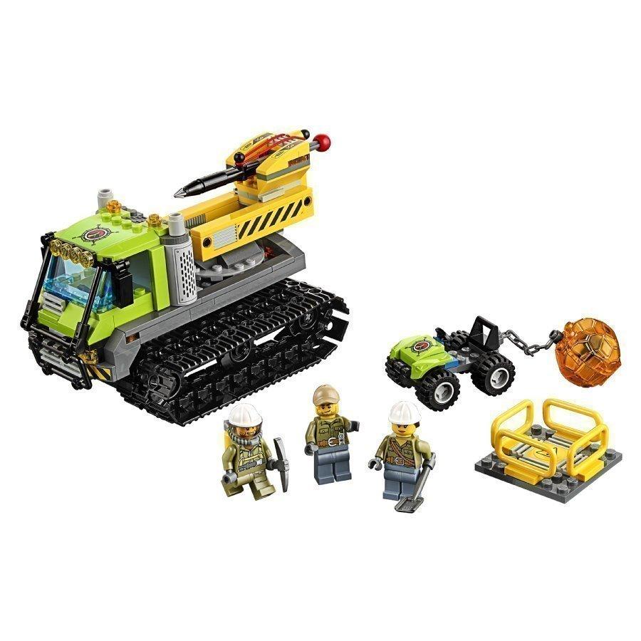 Lego City Tulivuorimönkijä 60122