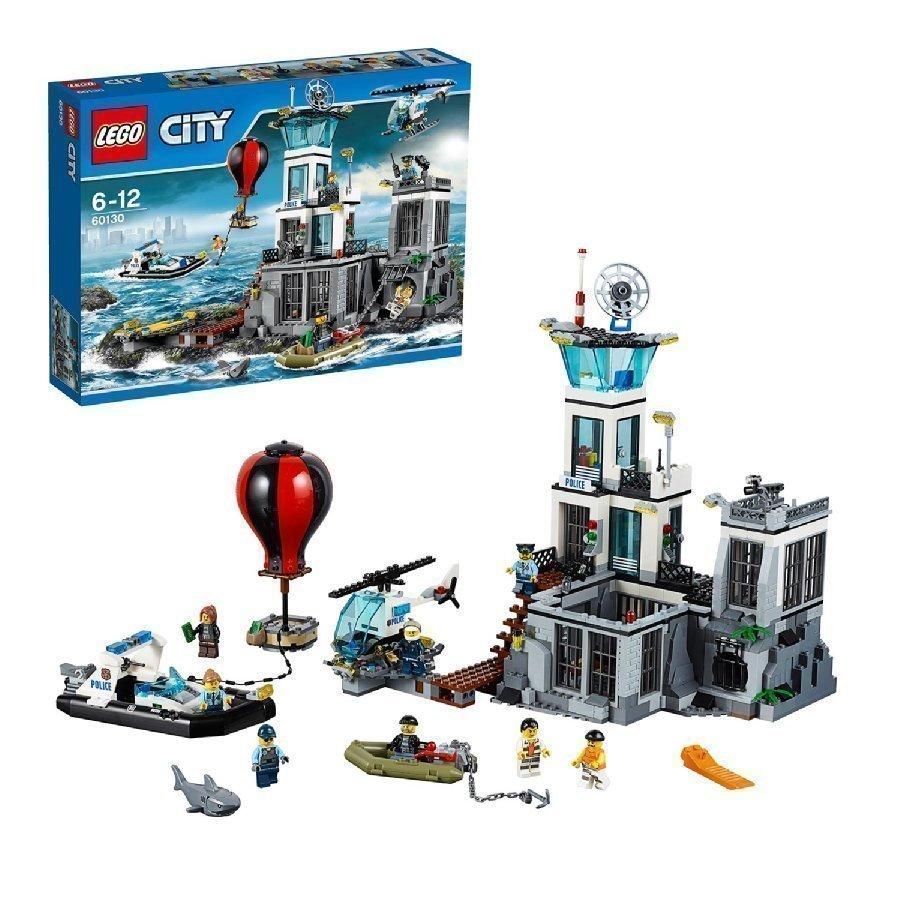 Lego City Vankisaari 60130