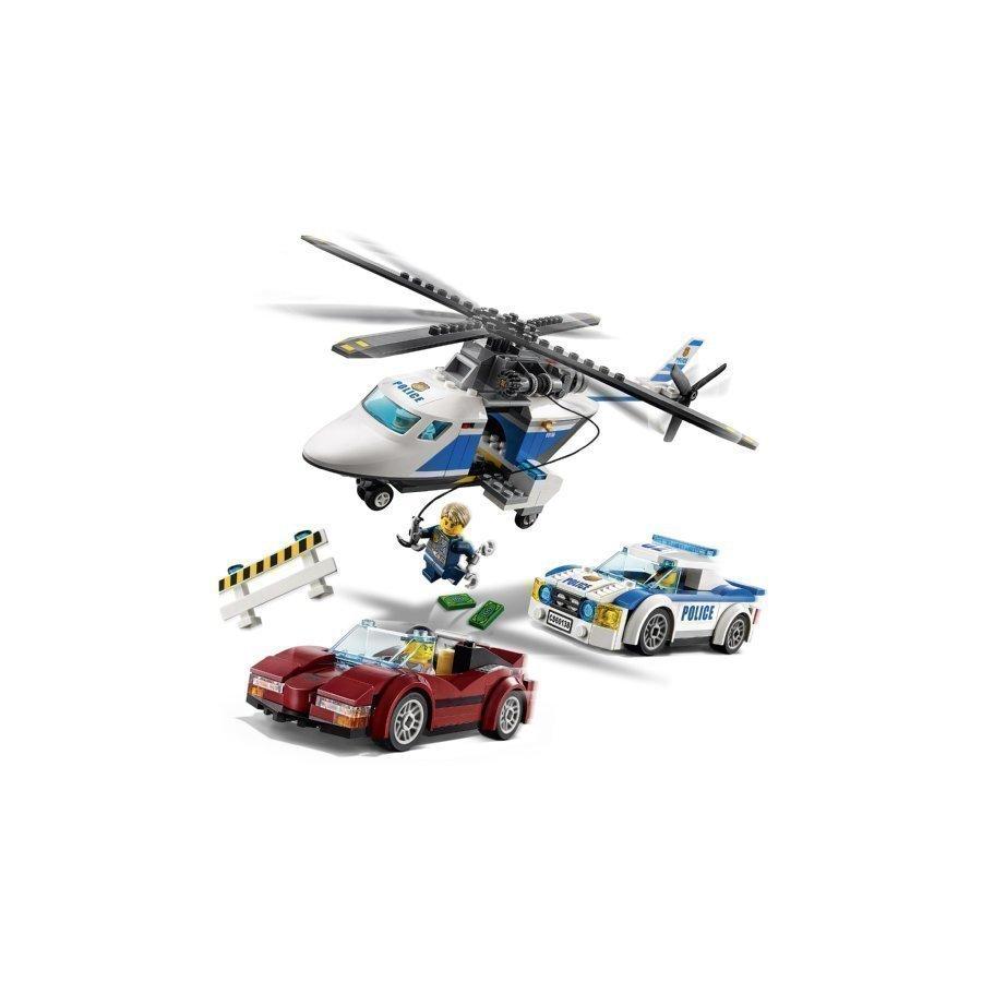 Lego City Vauhdikas Takaa Ajo 60138