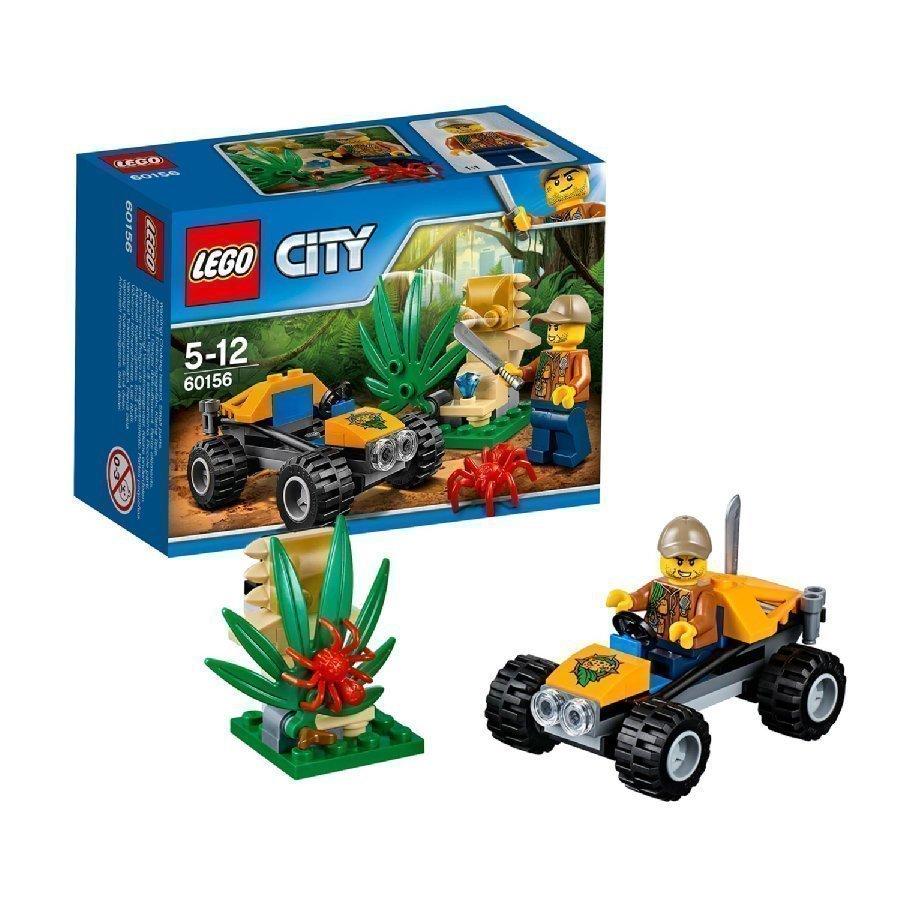 Lego City Viidakko Viidakkoauto 60156