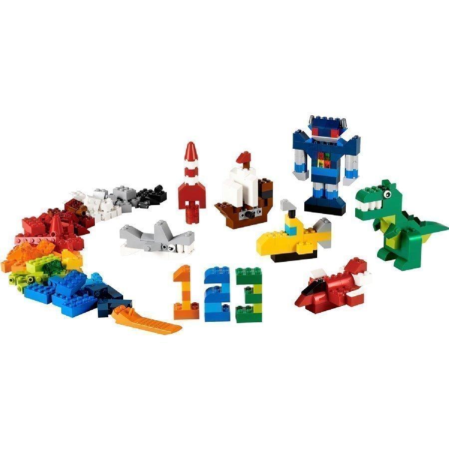Lego Classic Luovan Rakentamisen Lisäsarja 10693