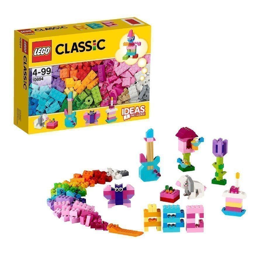 Lego Classic Luovan Rakentamisen Värikäs Lisäsarja 10694