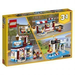 Lego Creator 31077 Makeat Moduuliyllätykset