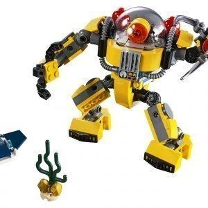 Lego Creator 31090 Vedenalainen Robotti