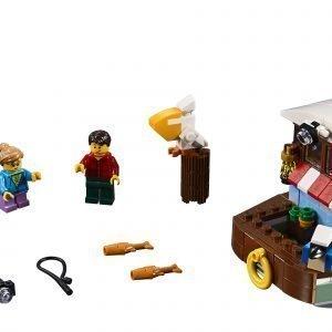 Lego Creator 31093 Jokivarren Asuntolaiva