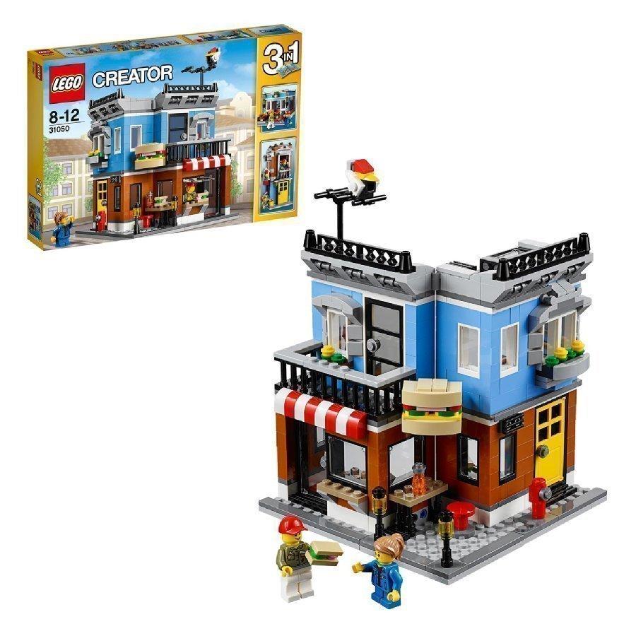 Lego Creator Herkkukioski 31050