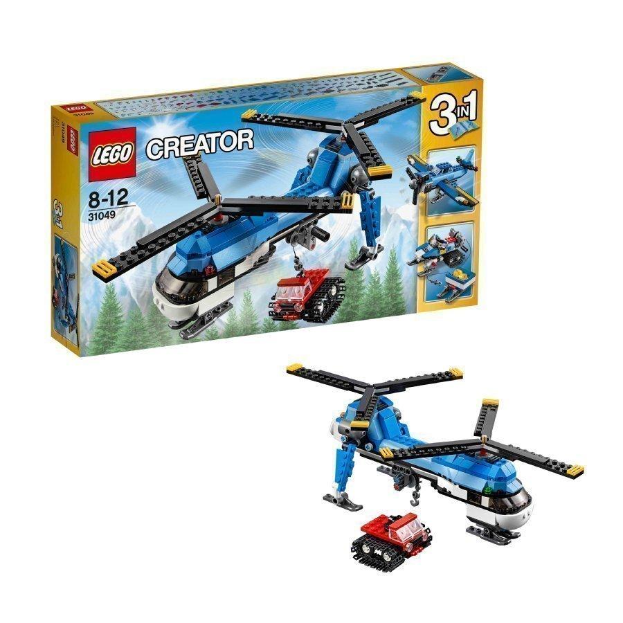 Lego Creator Kaksiroottorinen Helikopteri 31049