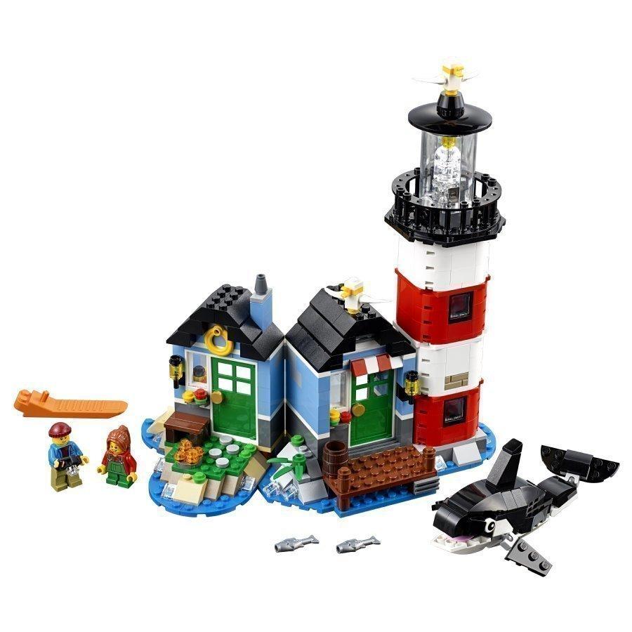 Lego Creator Majakkaniemi 31051