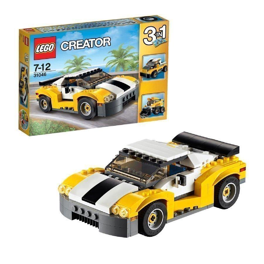 Lego Creator Nopea Auto 31046