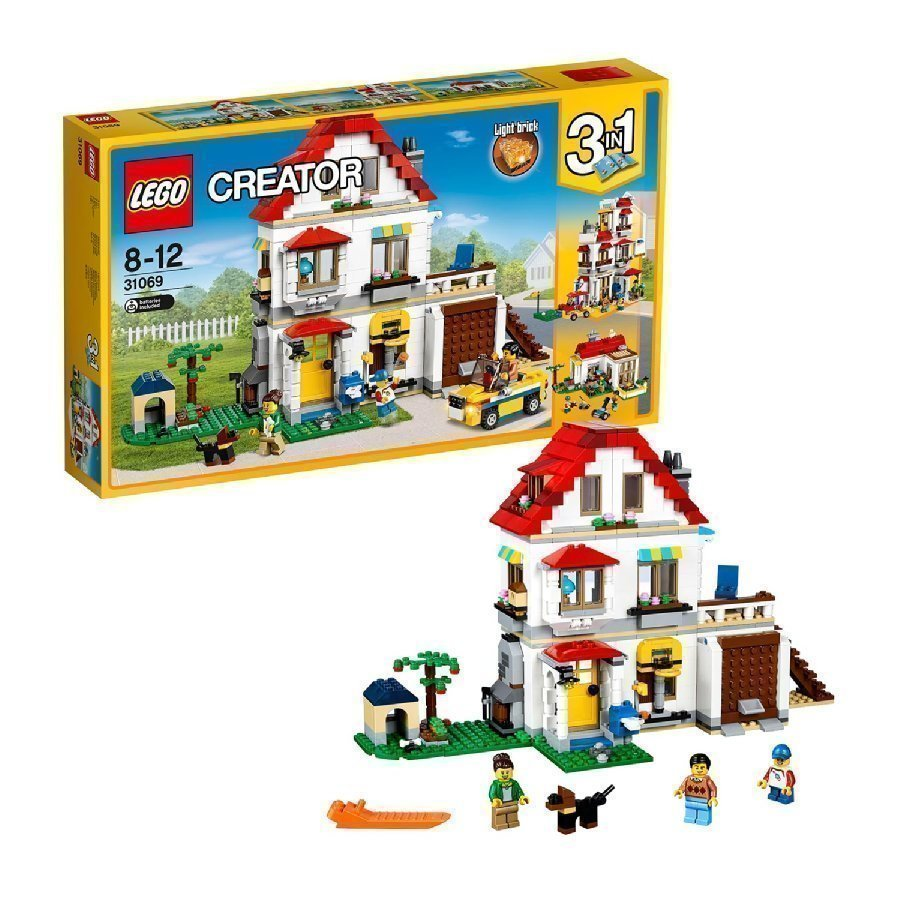 Lego Creator Perheen Omakotitalo 31069