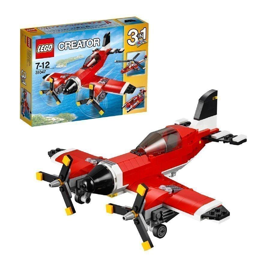 Lego Creator Potkurikone 31047