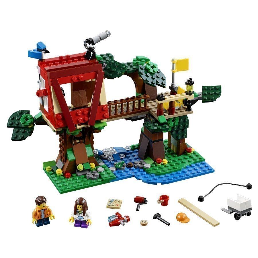 Lego Creator Puumajaseikkailut 31053