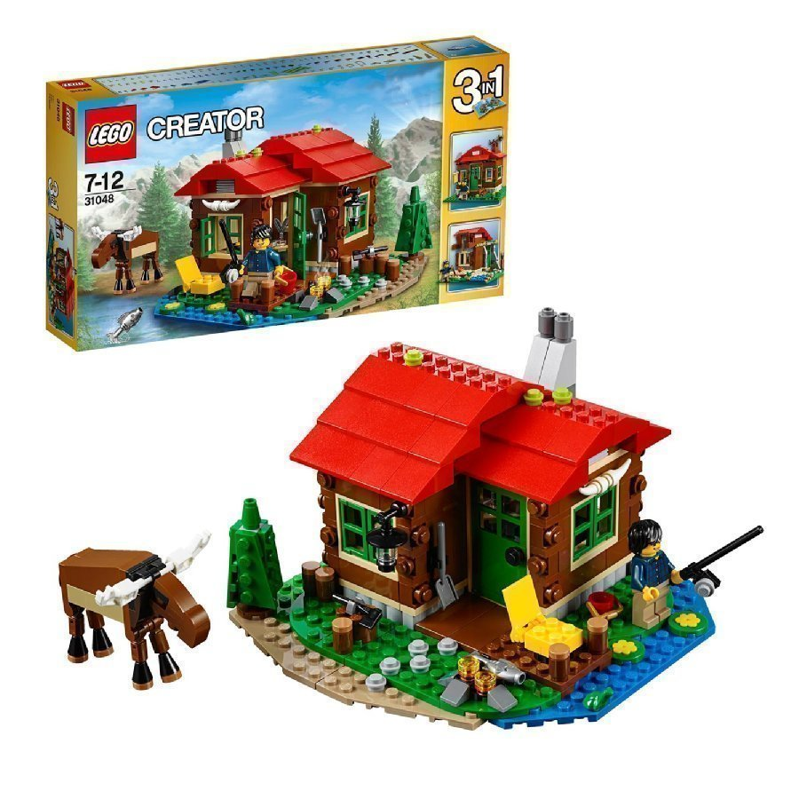 Lego Creator Rantamökki 31048