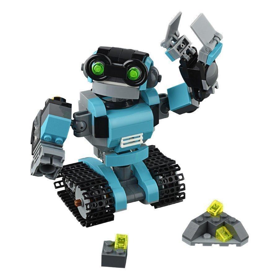 Lego Creator Robottitutkija 31062