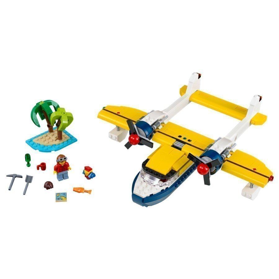 Lego Creator Saariseikkailut 31064
