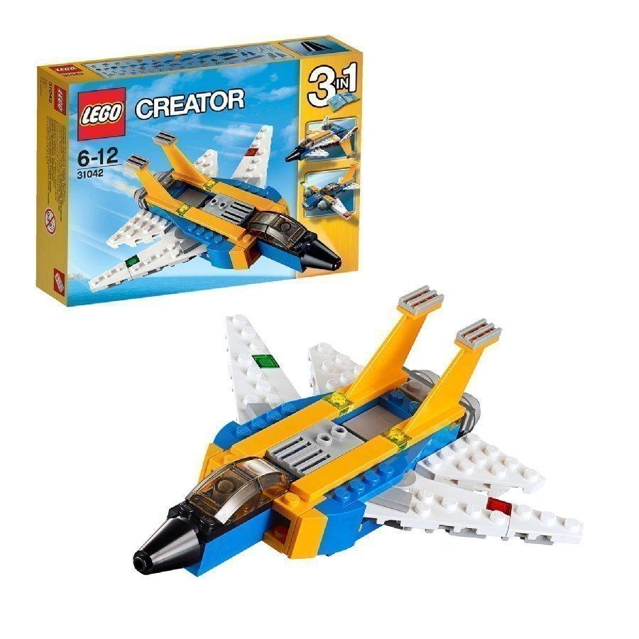 Lego Creator Superliitäjä 31042