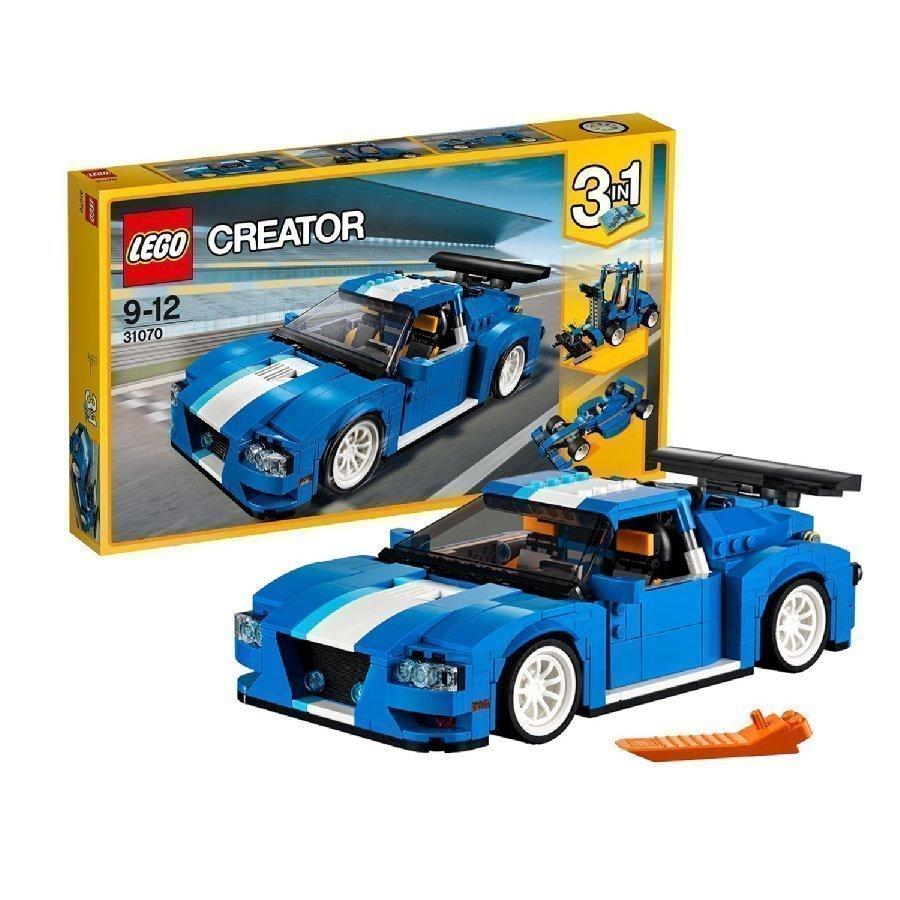 Lego Creator Turborata Auto 31070