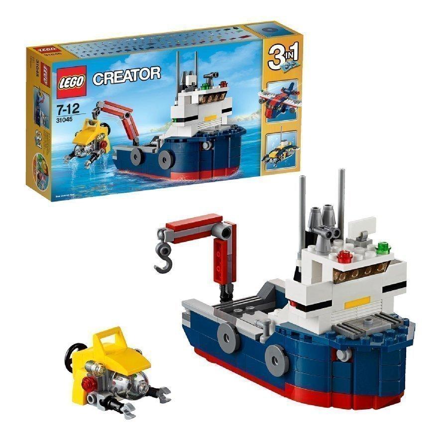 Lego Creator Valtameriristeilijä 31045