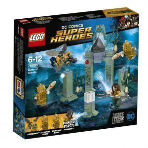 Lego Dc Comics Super Heroes 76085 Atlantiksen Taistelu