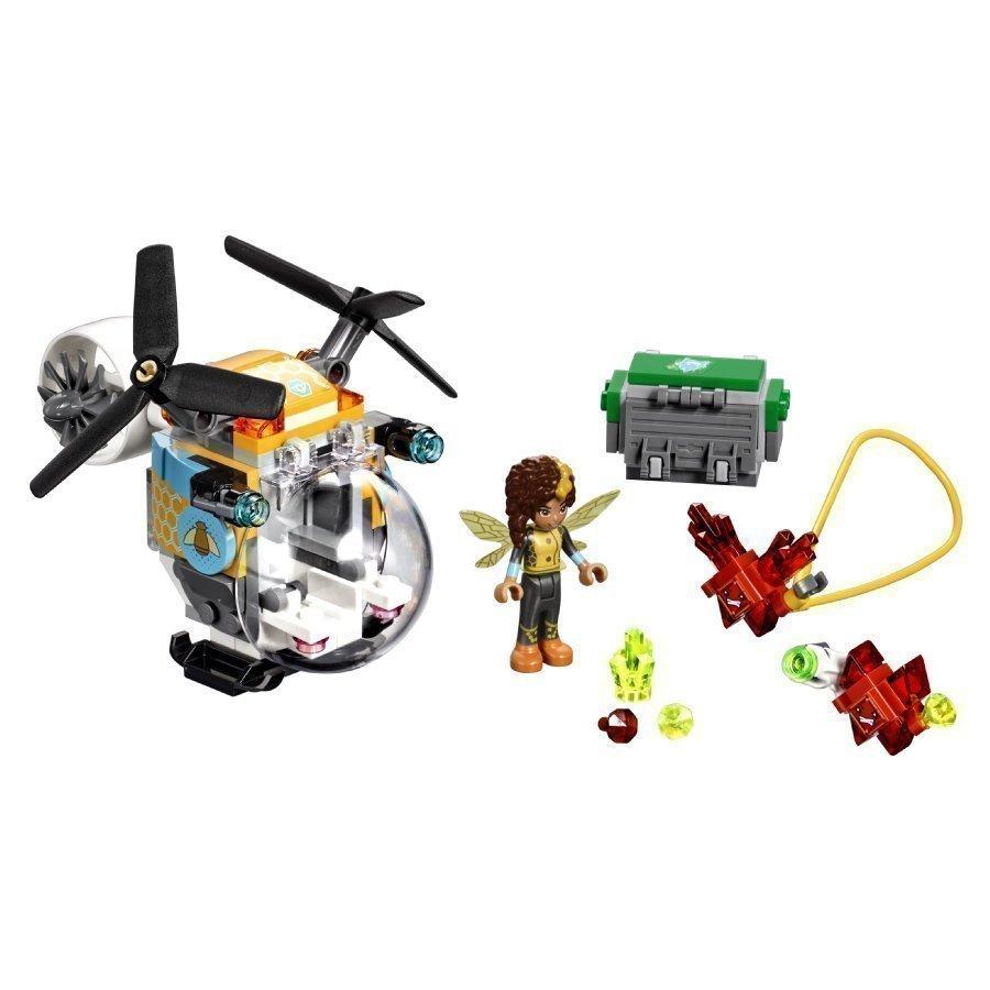 Lego Dc Super Girls Bumblebee Helikopteri 41234