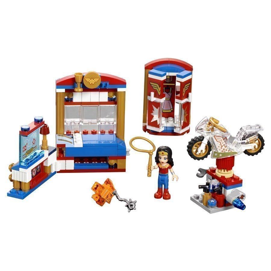 Lego Dc Super Girls Ihmenainen Ja Asuntola 41235