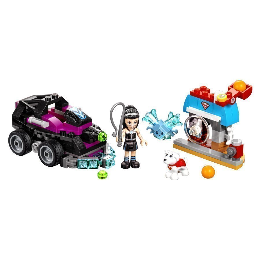 Lego Dc Super Girls Lashina Ja Tankki 41233
