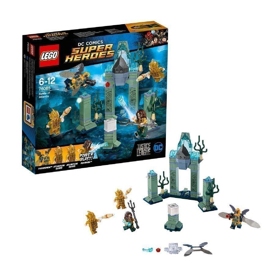 Lego Dc Universe Super Heroes Atlantiksen Taistelu 76085