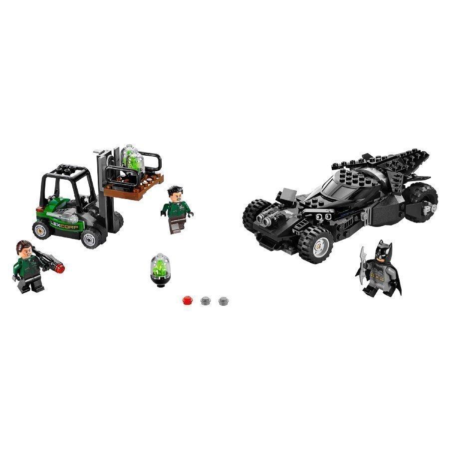 Lego Dc Universe Super Heroes Kryptoniittisieppaus 76045