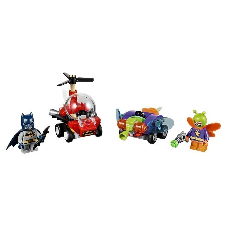Lego Dc Universe Super Heroes Mighty Micros Batman Vs. Killer Moth
