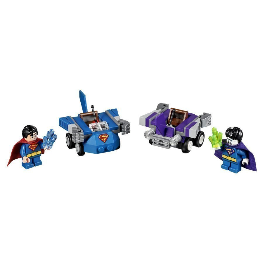 Lego Dc Universe Super Heroes Mighty Micros Superman Vs. Bizarro