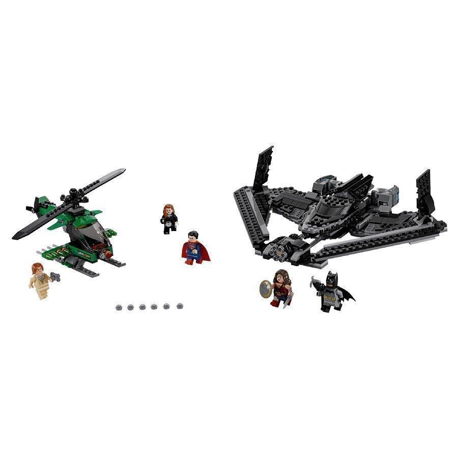 Lego Dc Universe Super Heroes Oikeuden Sankarit Taistelu Taivaalla 76046