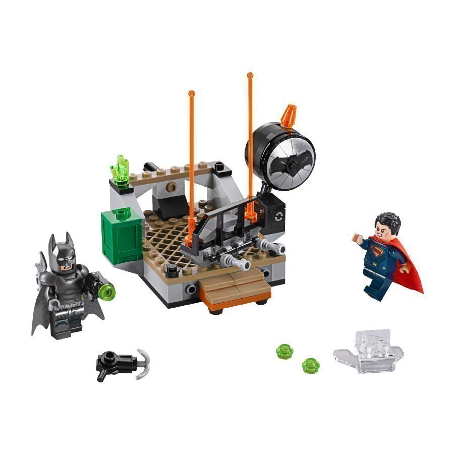Lego Dc Universe Super Heroes Sankarien Yhteenotto 76044