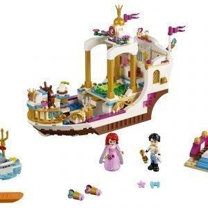 Lego Disney Princess 41153 Arielin Kuninkaallinen Juhlavene