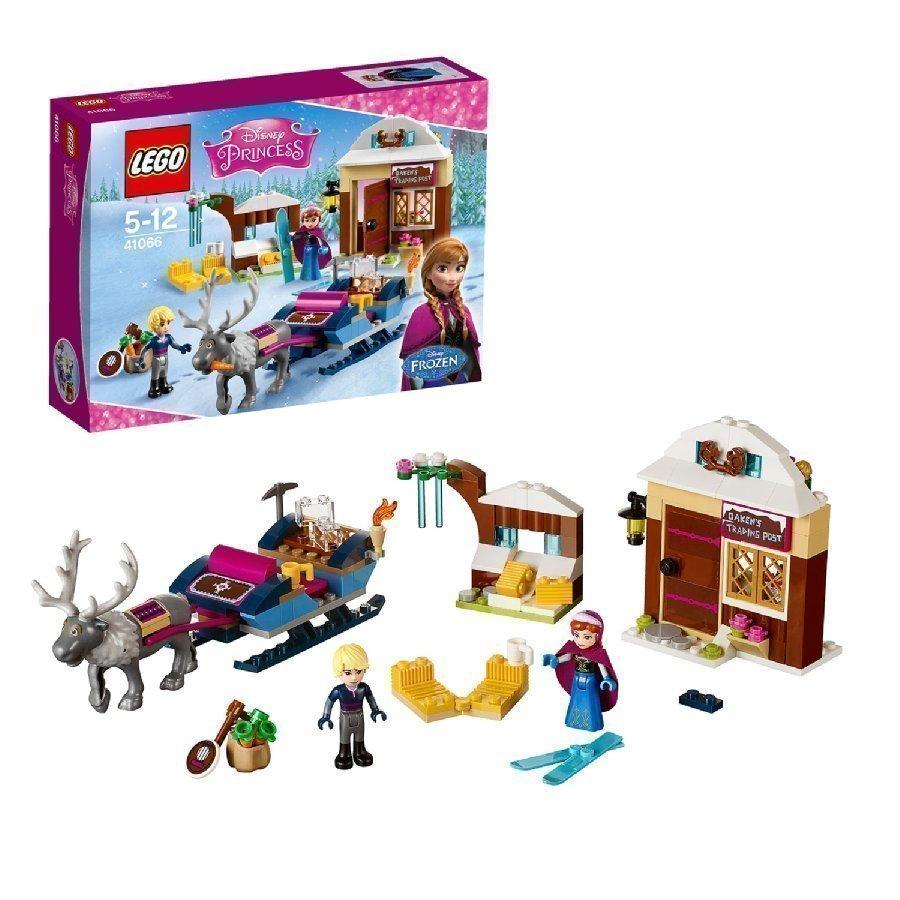 Lego Disney Princess Annan Ja Kristoffin Rekiseikkailu 41066