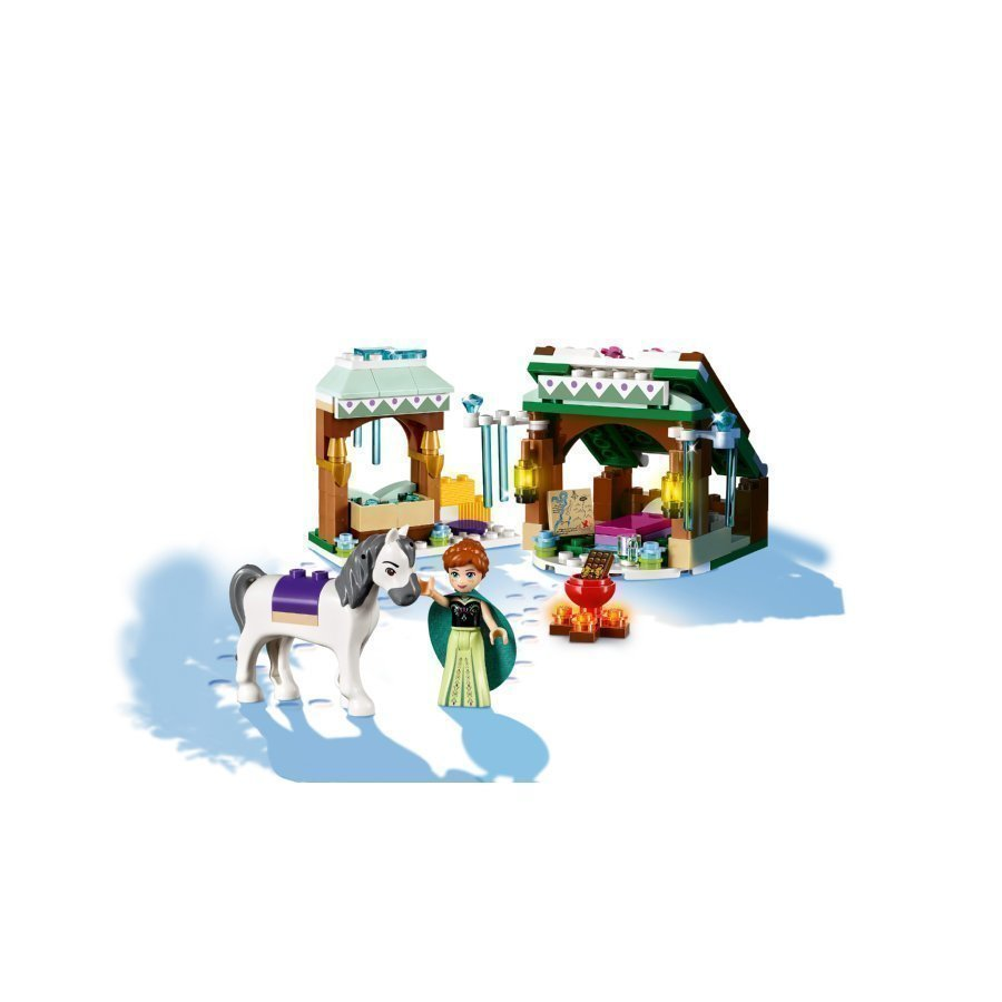 Lego Disney Princess Annan Luminen Seikkailu 41147