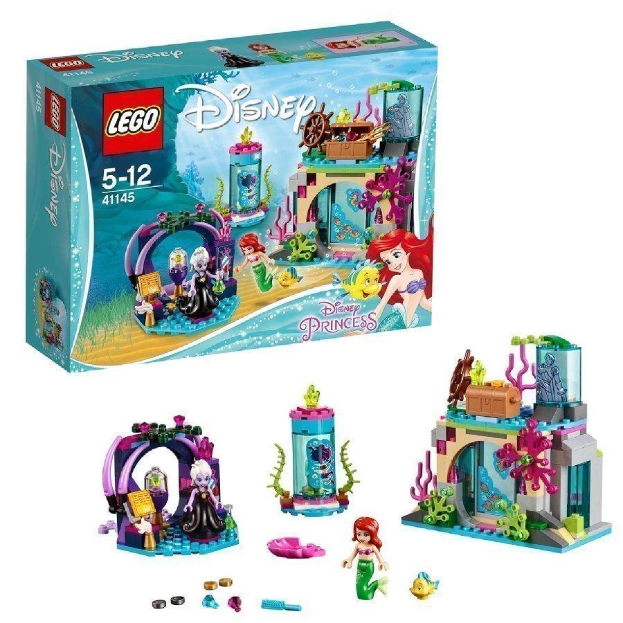 Lego Disney Princess Ariel Ja Taikaloitsu 41145