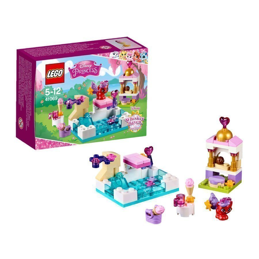 Lego Disney Princess Treasuren Päivä Altaalla 41069