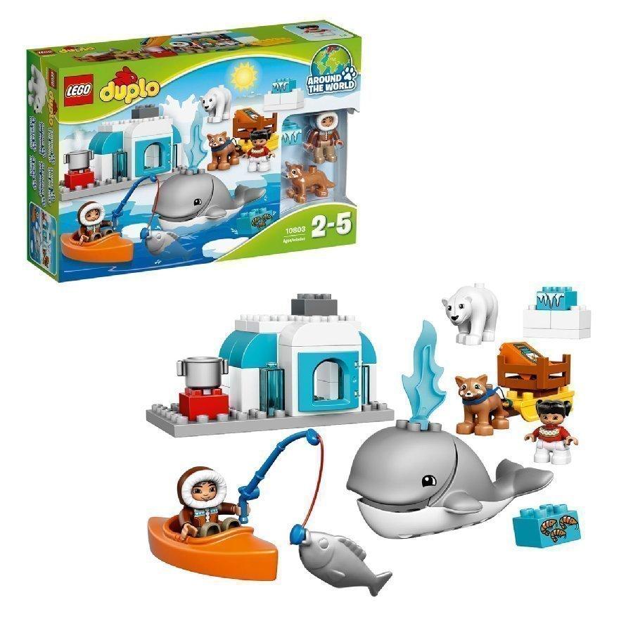 Lego Duplo Arktinen Alue 10803