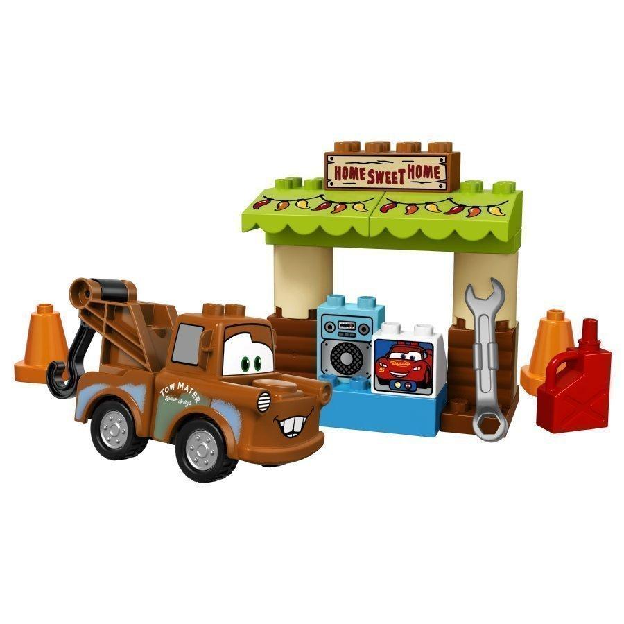 Lego Duplo Cars Martin Vaja 10856